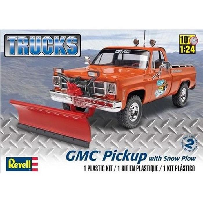 Pickup Revell D3710c304491a8c0b489206f3f08e90b