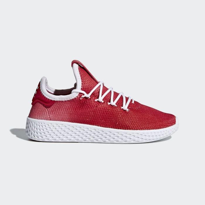 ad780db16 Chaussure pharrell williams tennis hu rouge Adidas Originals La Redoute  GH8HUA1Z - naturelle-beaute-bio.fr