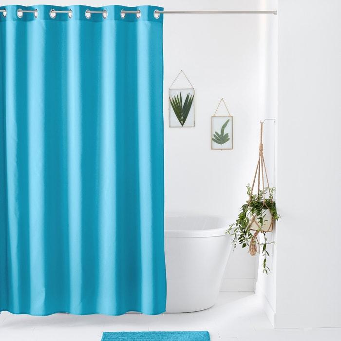 Tenda da doccia tinta unita aspetto tela SCENARIO  La Redoute Interieurs image 0
