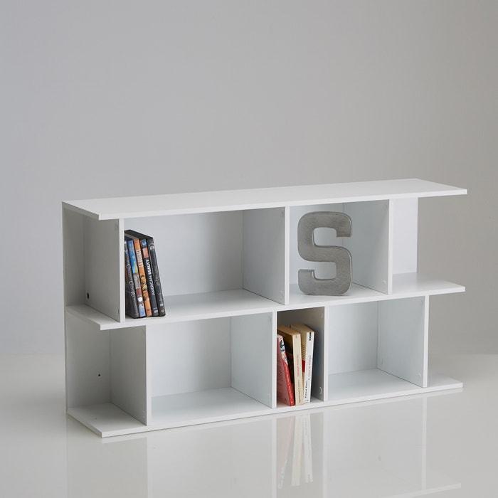etag re poser ou murale doll blanc la redoute. Black Bedroom Furniture Sets. Home Design Ideas