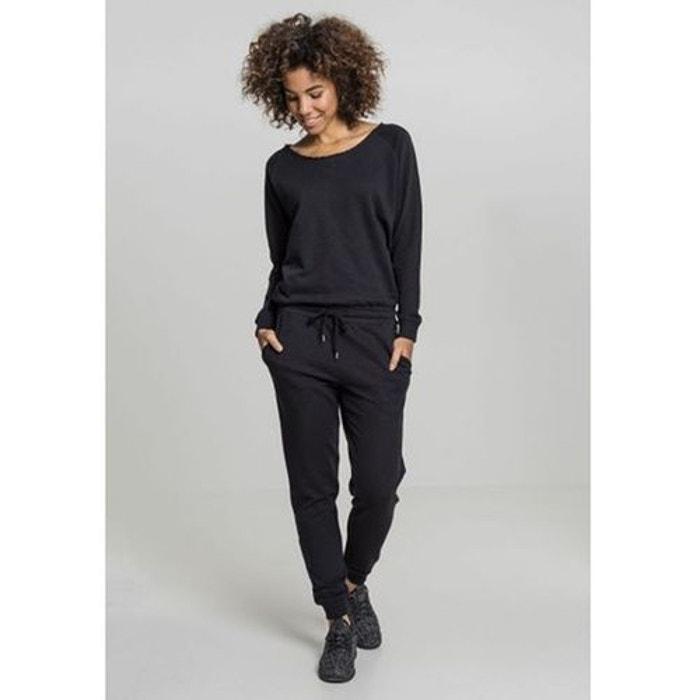 Combi jumpsuit noir Urban Classics   La Redoute c2599949263a