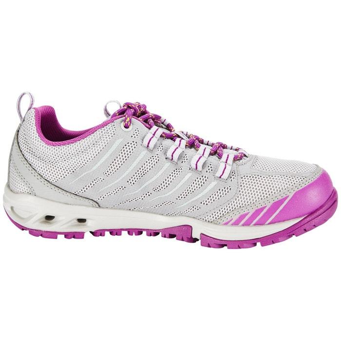 Ventrailia razor - chaussures femme - gris/violet gris Columbia