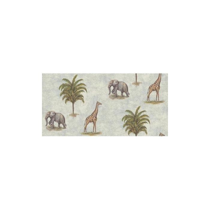 papier peint la savane et ses animaux home maison la redoute. Black Bedroom Furniture Sets. Home Design Ideas
