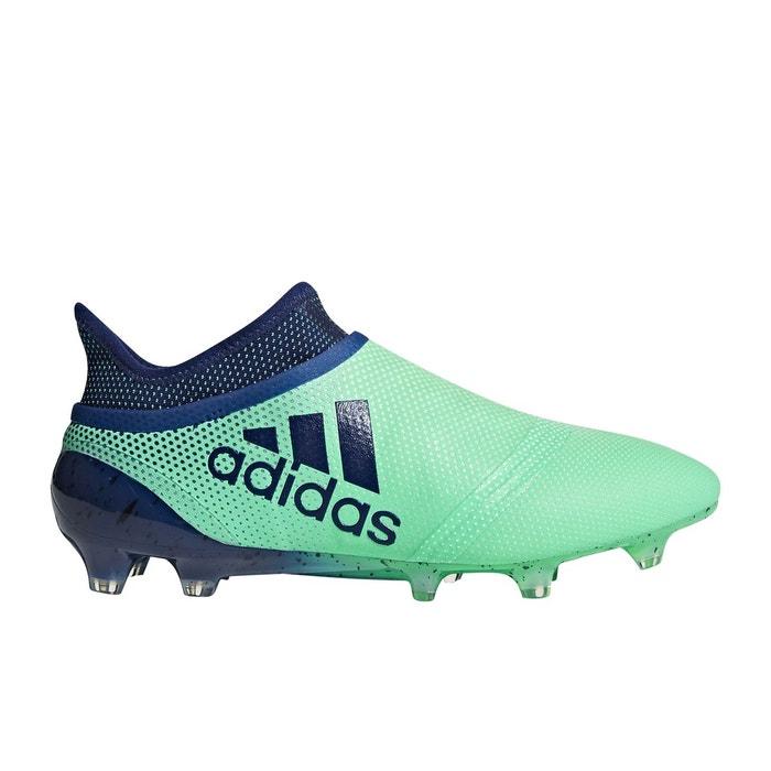 Chaussures football Chaussure de Football adidas X 17 Purespeed FG Vert adidas Performance image 0