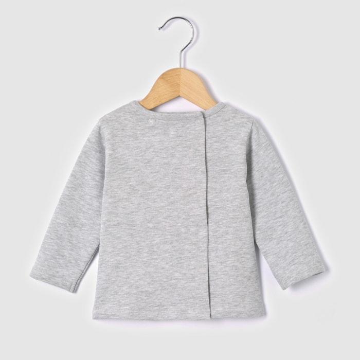 Bedrucktes Sweatshirt  La Redoute Collections image 0