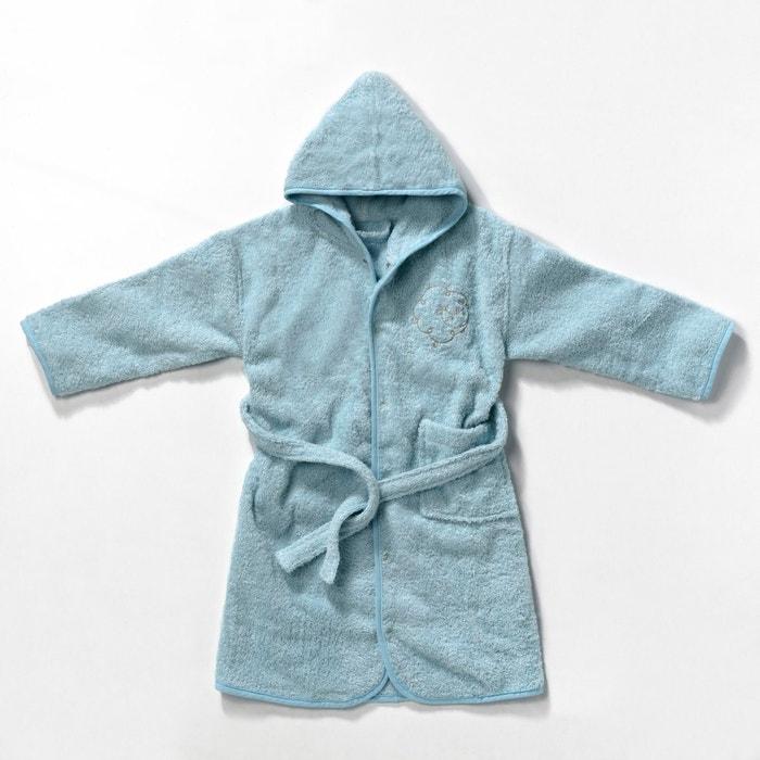 afbeelding Badjas baby en kinderen, in badstof 420g/m², Betsie La Redoute Interieurs