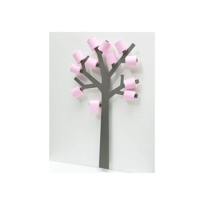 r serve murale pour papier toilette arbre pqtier presse citron gris presse citron la redoute. Black Bedroom Furniture Sets. Home Design Ideas