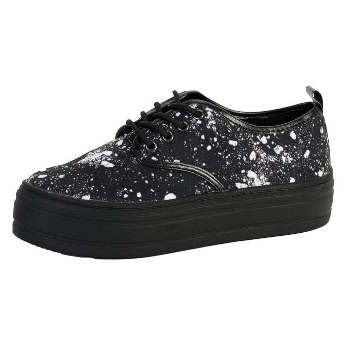 Chaussure sky space noir Eleven Paris