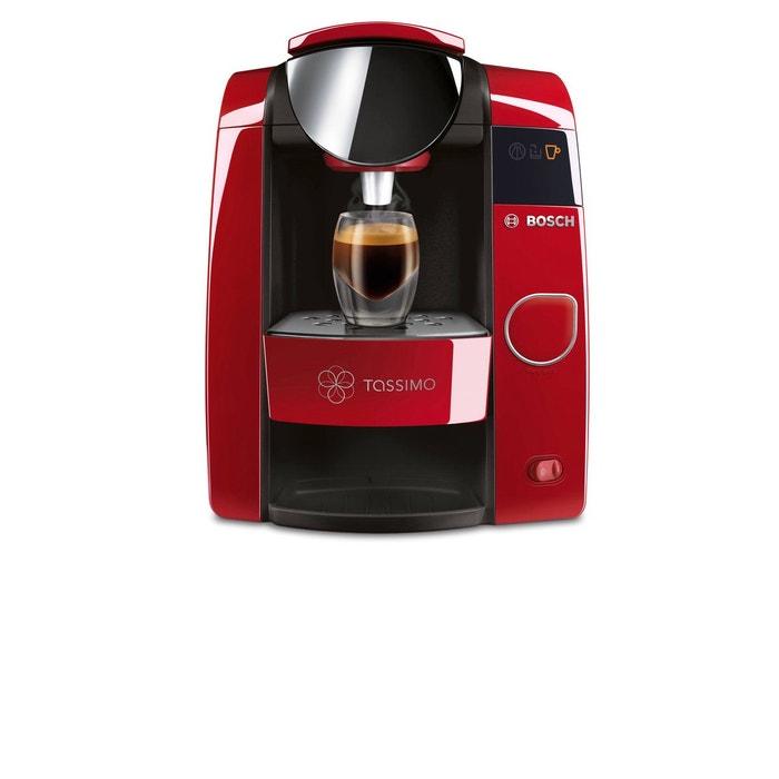cafeti re multi boissons joy tas4503 rouge tassimo la. Black Bedroom Furniture Sets. Home Design Ideas