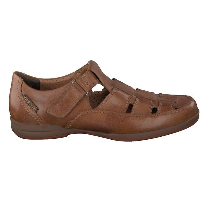 Sandales rafael marron Mephisto