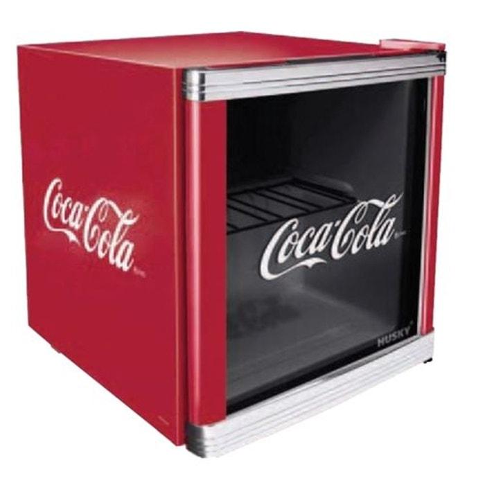 superbe r frig rateur publicitaire coca cola cube. Black Bedroom Furniture Sets. Home Design Ideas