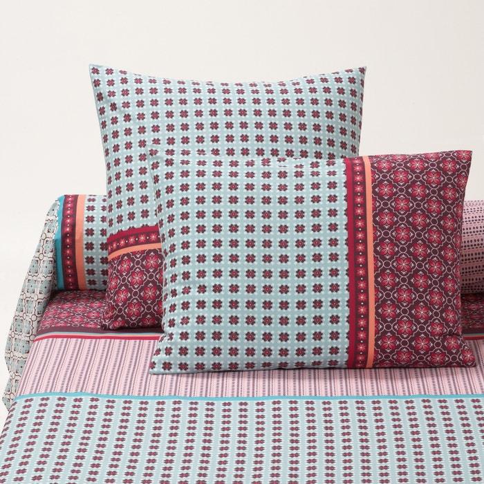 Euzalie Printed Single Pillowcase  La Redoute Interieurs image 0