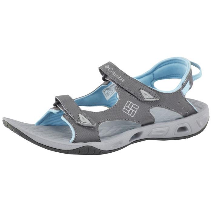 Sunbreeze vent - sandales - gris/turquoise gris Columbia