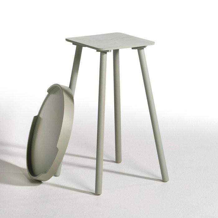 table basse visby plateau amovible am pm la redoute mobile. Black Bedroom Furniture Sets. Home Design Ideas