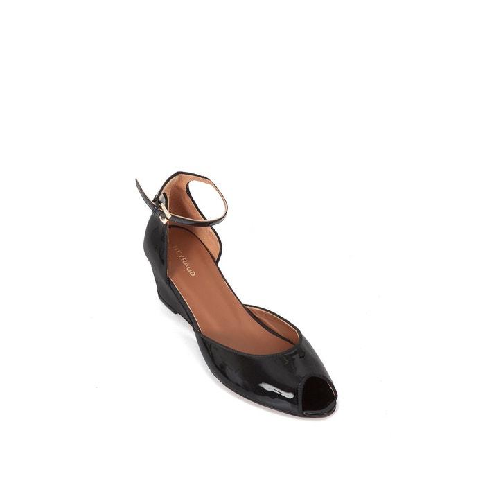 Sandale elea noir Heyraud
