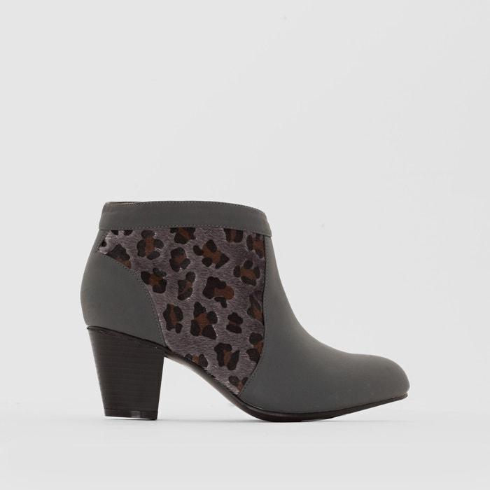 Image Boots con tacco CASTALUNA