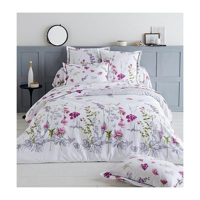 housse de couette printani re blanc home maison la redoute. Black Bedroom Furniture Sets. Home Design Ideas