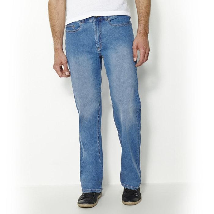 Jeans stretch confortevoli vita elasticizzata L1  CASTALUNA FOR MEN image 0
