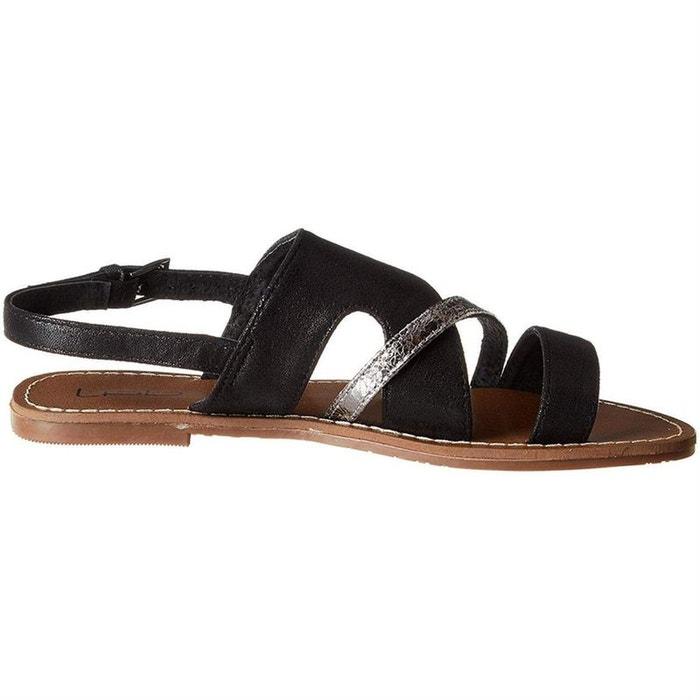 sandales nu pieds synthétique