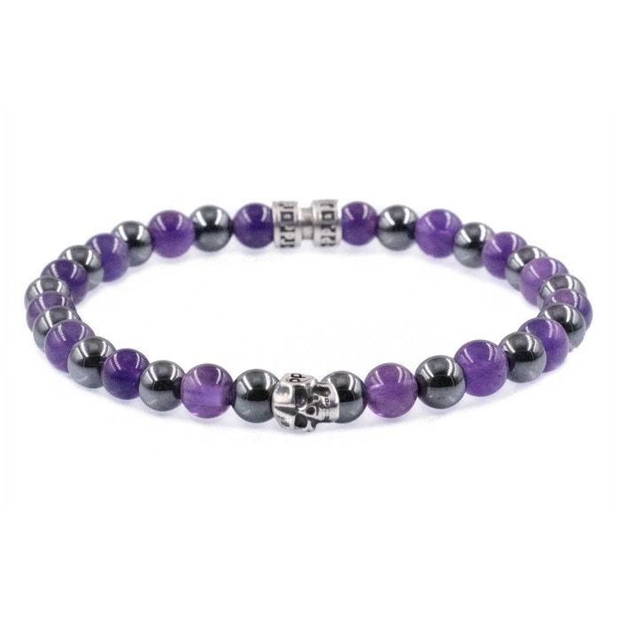 Bracelet perles skull Le Plus Grand Fournisseur En Ligne fFrdolASgW
