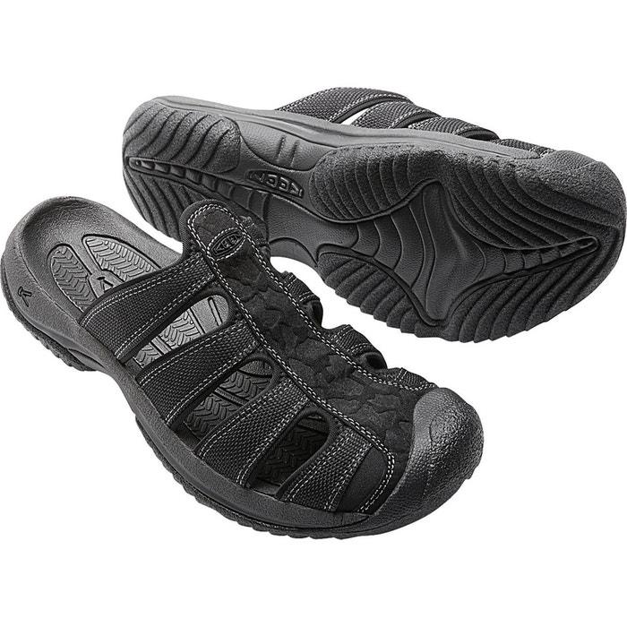Aruba ii - sandales homme - noir noir Keen