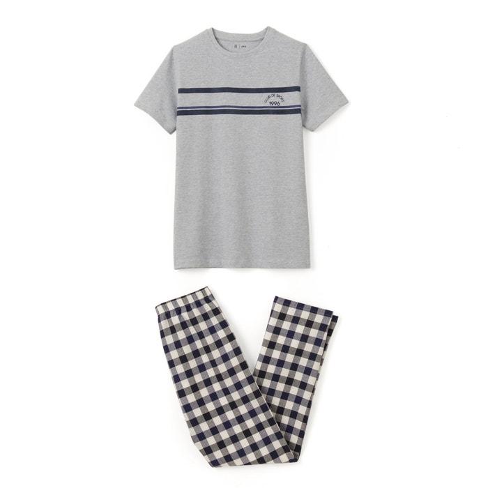 Image Pyjama bi-matière 10-16 ans R pop