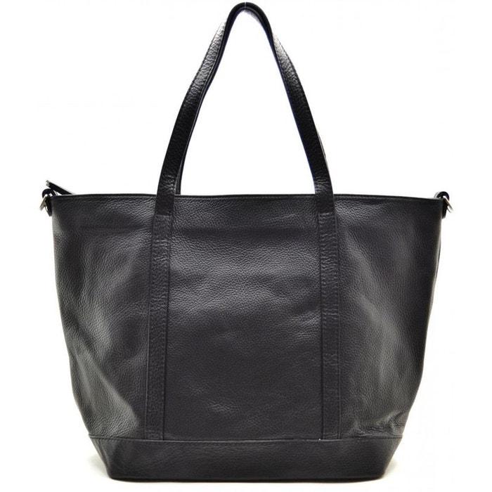 Sac à main cabas cuir femme - Modèle Irupu OH MY BAG
