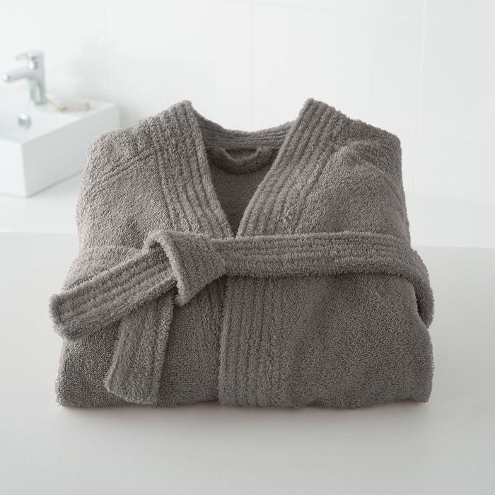 Image Peignoir éponge col kimono 450g/m², Qualité Best La Redoute Interieurs