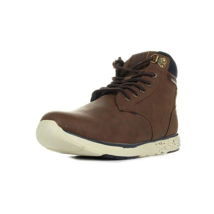 newest 99e79 846bb Baskets homme merfyn man footwear marron bleu marine Kappa La Redoute  GH8HUA1Z - destrainspourtous.fr