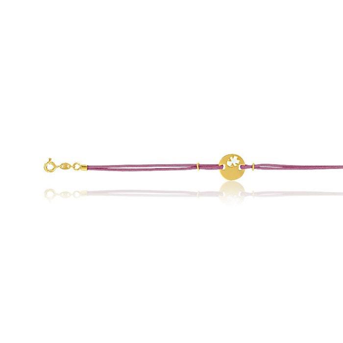 Bracelet or 375/1000 dore Cleor | La Redoute Prix Authentique Pas Cher TlPGc
