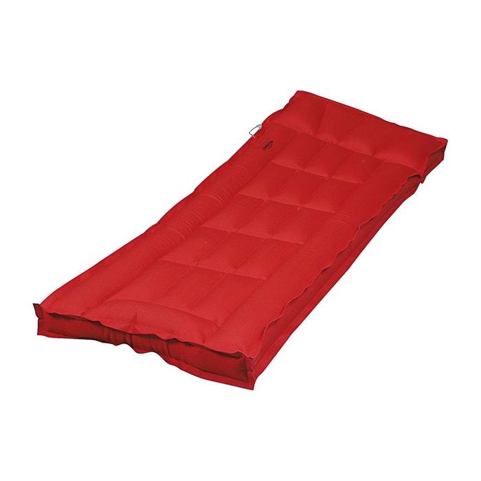 matelas d 39 armoire tissu rouge bleu rouge high colorado. Black Bedroom Furniture Sets. Home Design Ideas