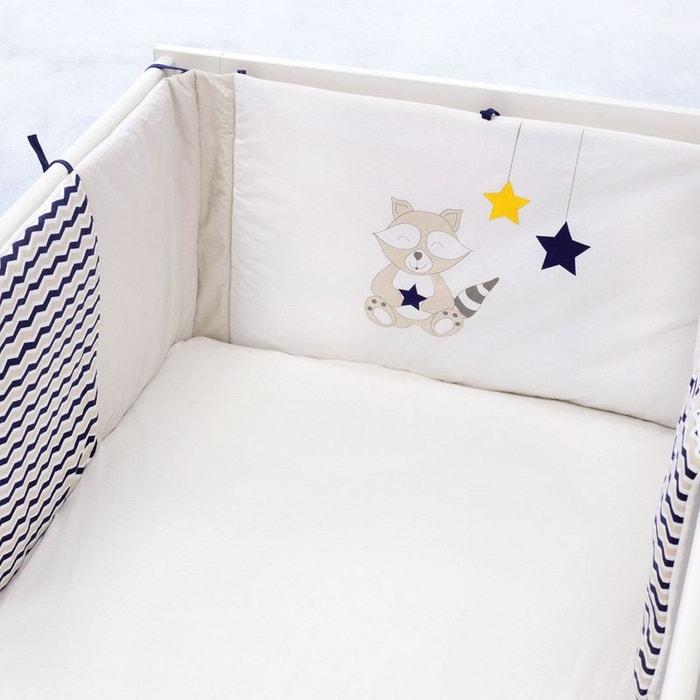 lit blanc garcon
