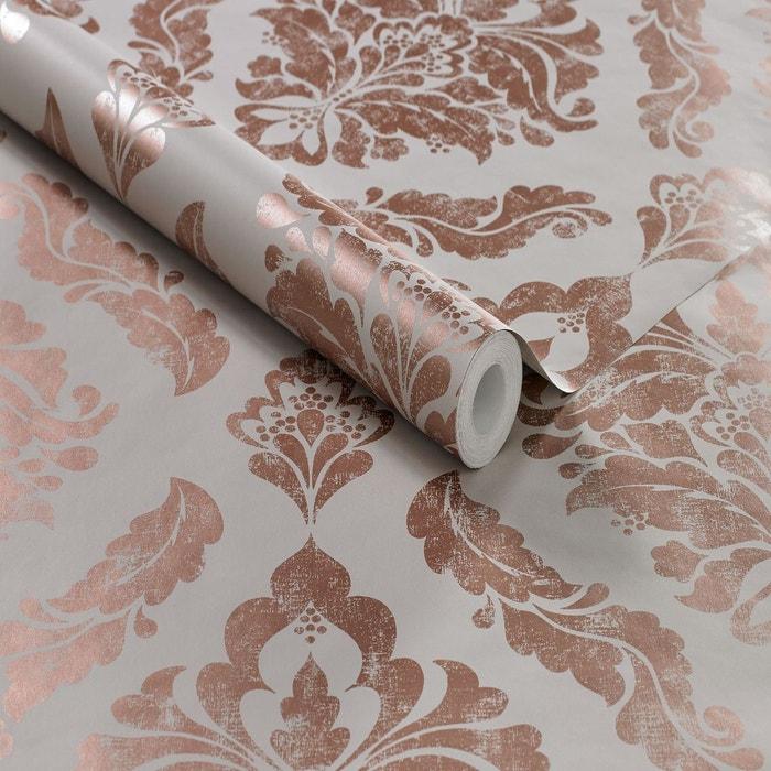Boutique Papier Peint Support Intisse Damaris Gravure 1005 X 52 Cm