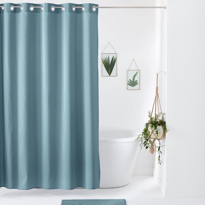 Scenario Plain Shower Curtain La Redoute Interieurs