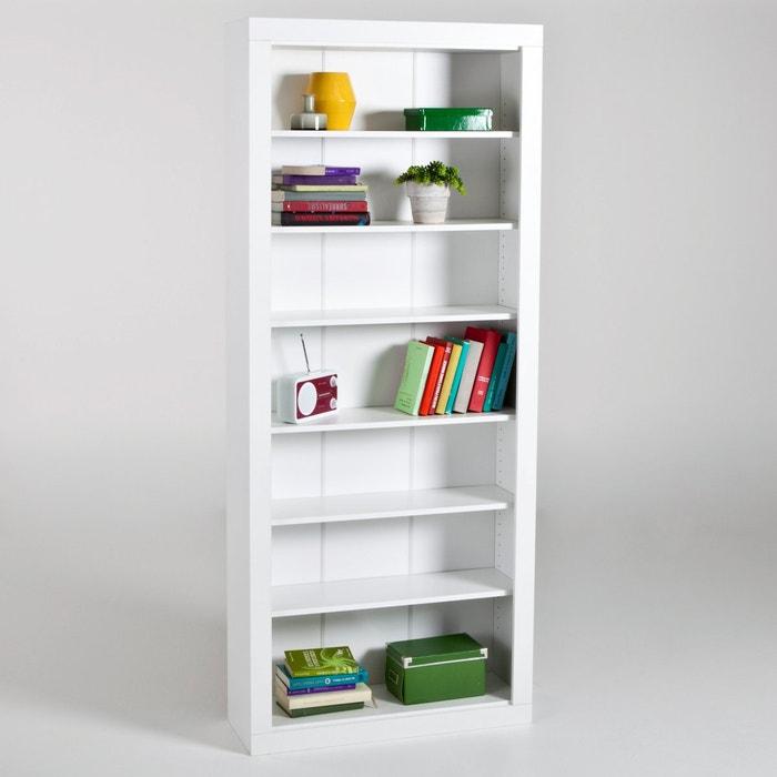 Everett Bookcase, 2 Metres High  La Redoute Interieurs image 0