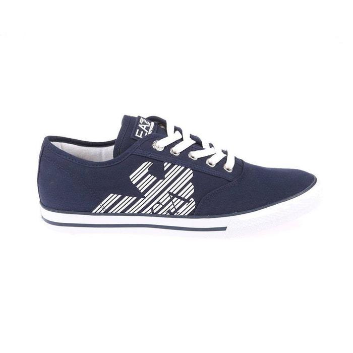 Ea7 Chaussures Bleu Ea7 La Redoute