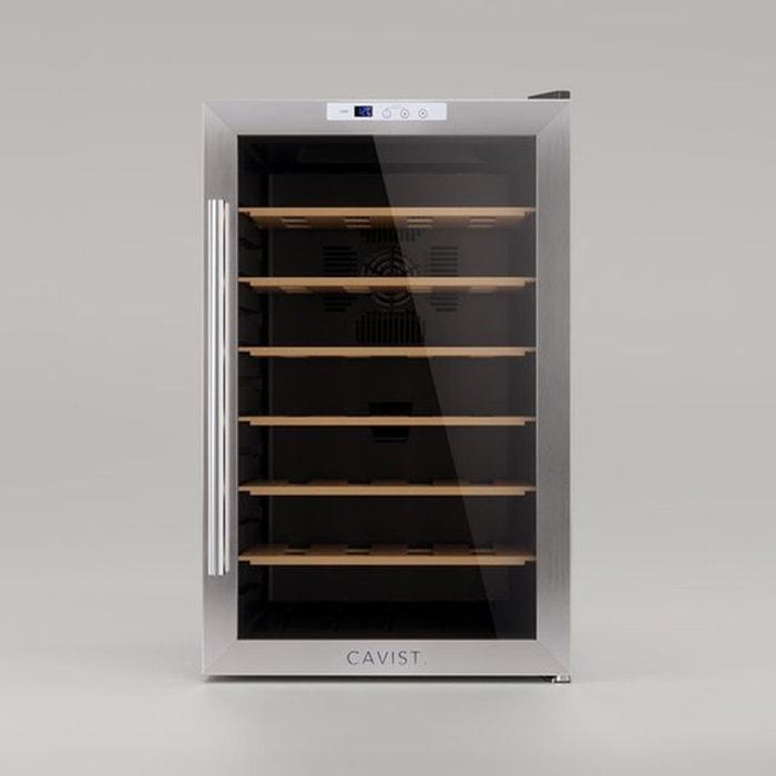 cavist28 cave a vin 28 bouteilles cavist la redoute. Black Bedroom Furniture Sets. Home Design Ideas