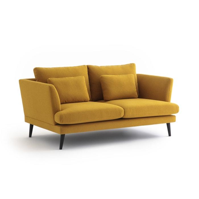 Sofá de 3 ou 4 lugares, fixo, poliéster, TOMÉO  La Redoute Interieurs image 0