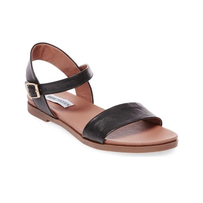Sandale en cuir dina Steve Madden Footlocker Réduction Finishline Bonne Vente Meilleur Prix Bon Marché r834cV