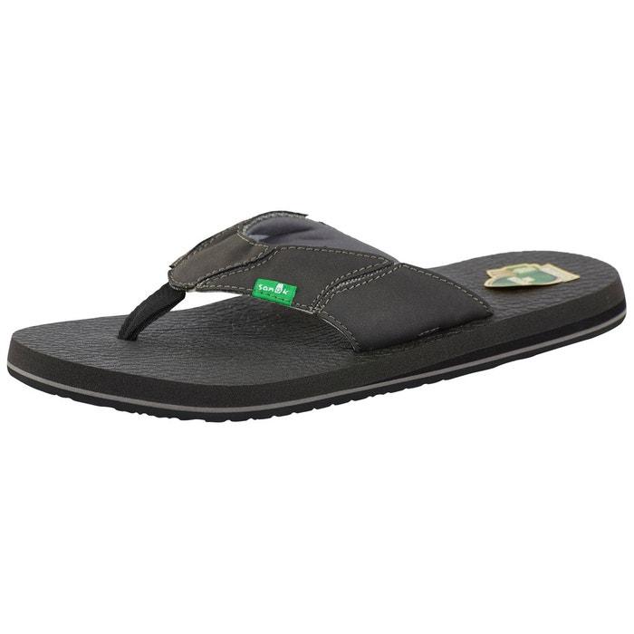 Fault line - sandales - noir noir Sanük