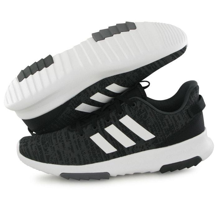 Adidas Sneakers Cloudfoam Racer Very Black Man