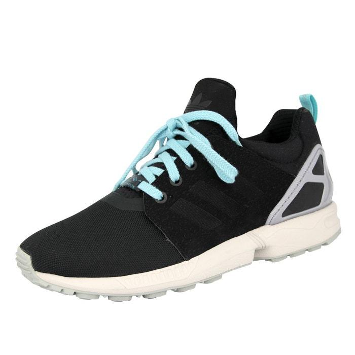 regarder 3edf6 550cb Adidas Originals ZX FLUX Chaussures Mode Sneakers Homme Noir