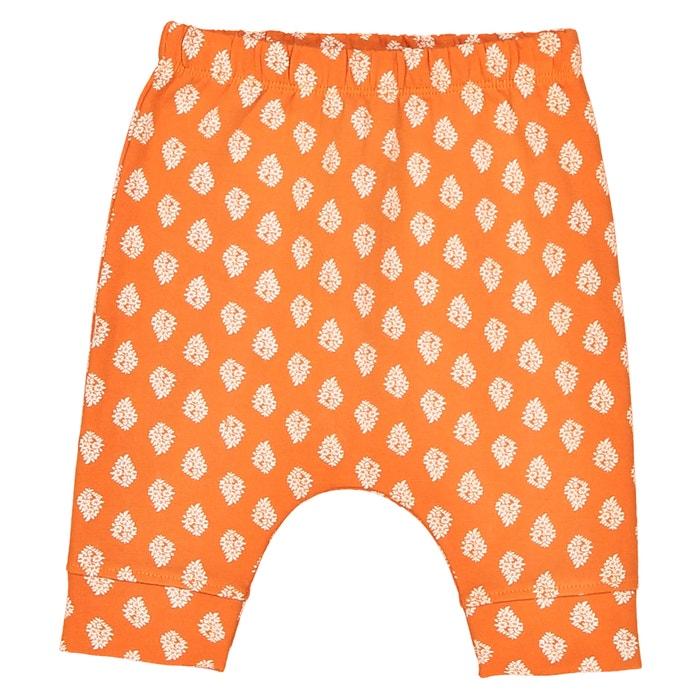 Pantaloni alla turca in tessuto felpato da 0 a 3 anni  La Redoute Collections image 0