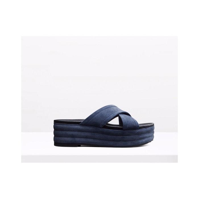 Sandales en daim Vente Footaction A90j8AV58