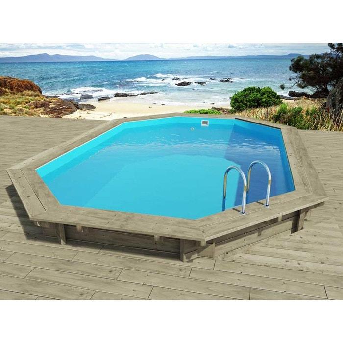 piscine bois florida x x m couleur. Black Bedroom Furniture Sets. Home Design Ideas