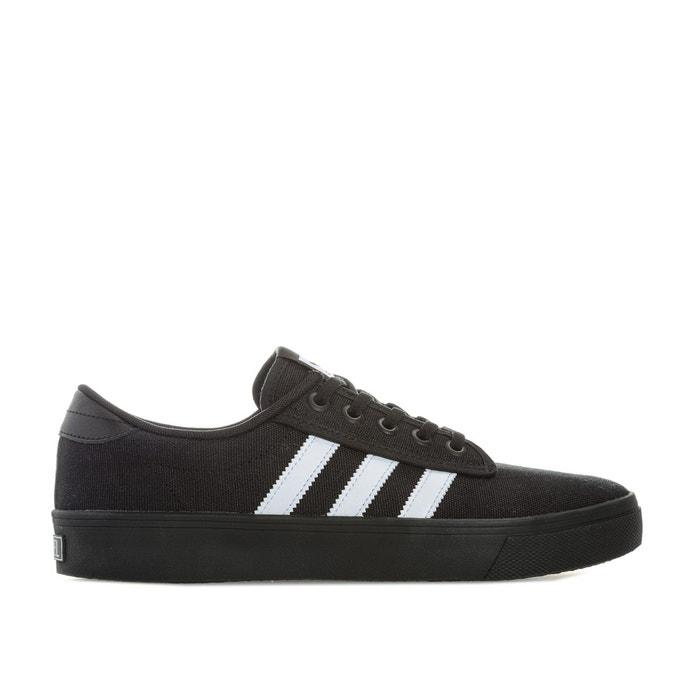 a87d6591bcde0e Chaussure kiel noir/blanc Adidas Originals   La Redoute