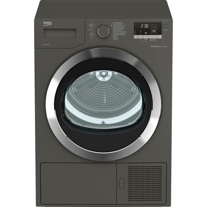s che linge pompe chaleur ex bds7034m beko la redoute. Black Bedroom Furniture Sets. Home Design Ideas