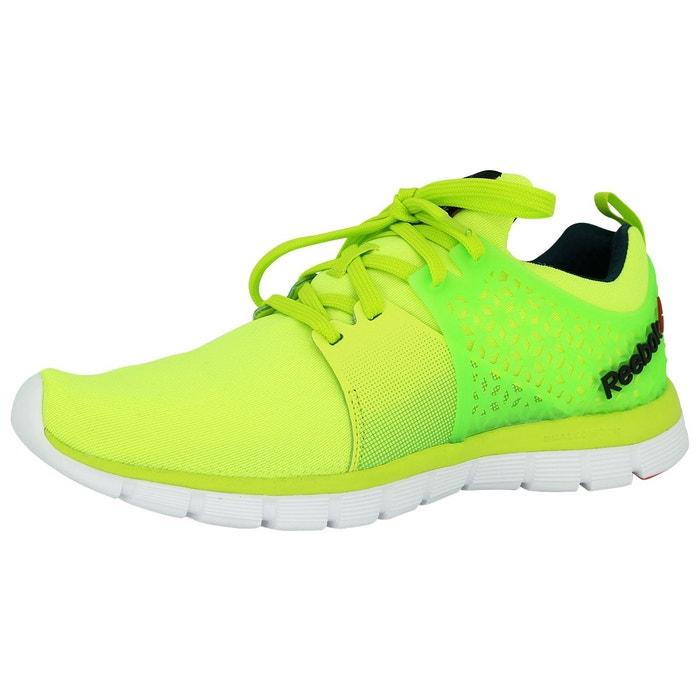 Reebok Sport Z DUAL RUSH 2.0 Chaussures Running Homme Jaune jaune - Chaussures Chaussures-de-running Homme