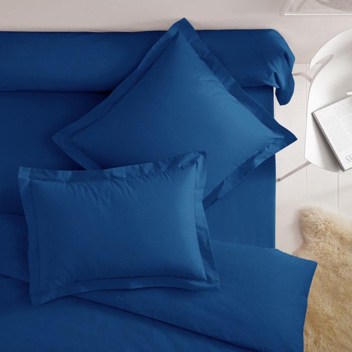 Image Cotton Single Pillowcase with Flat Ruffle SCENARIO