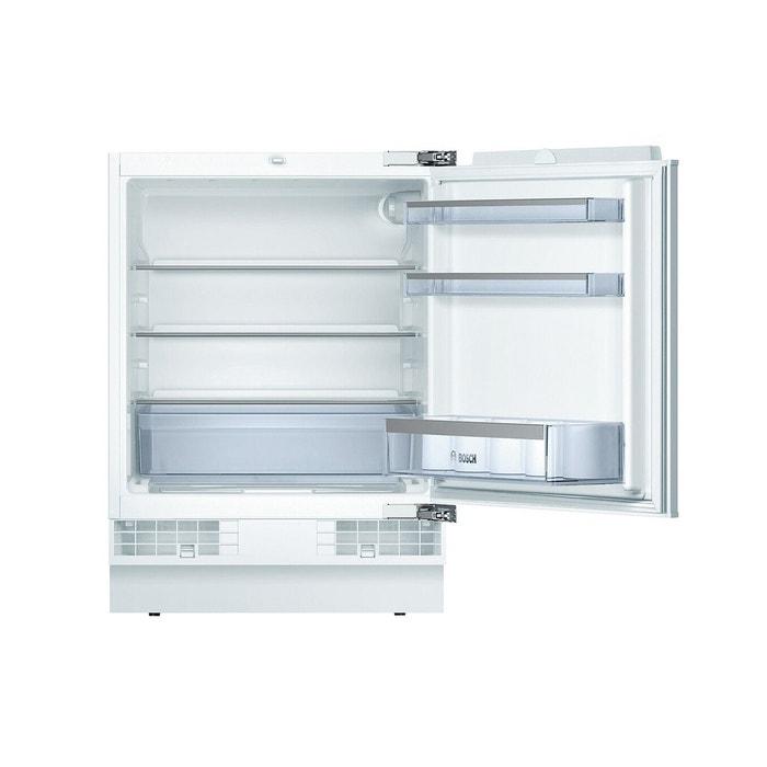 réfrigérateur encastrable kur15a60 intégré bosch | la redoute